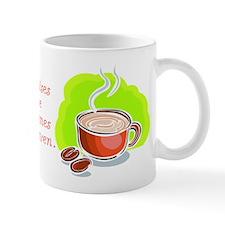Heavenly Coffee Small Mug