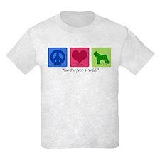 Peace Love Bouvier T-Shirt