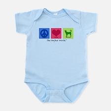 Peace Love Canaan Infant Bodysuit