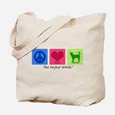 Peace Love Canaan Tote Bag