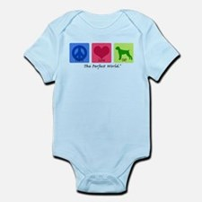 Peace Love GWP Infant Bodysuit