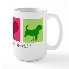 Peace Love Glen Mug