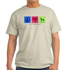 Peace Love Ibizan T-Shirt