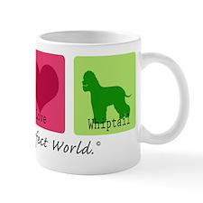 Peace Love Whiptail Mug