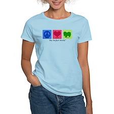 Peace Love Chin T-Shirt