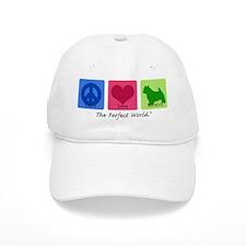 Peace Love Norwich Baseball Cap