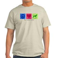 Peace Love Plott T-Shirt