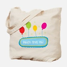 Baby's First Eid Tote Bag