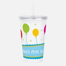Baby's First Eid Acrylic Double-wall Tumbler