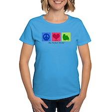 Peace Love Shih Tzu Tee