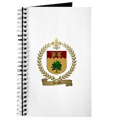 HERPIN Family Crest Journal