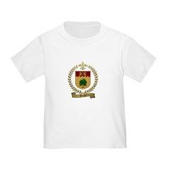 HERPIN Family Crest Toddler T-Shirt