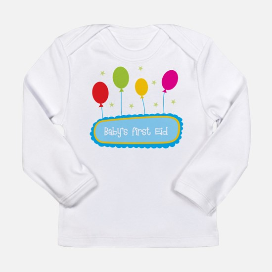 Baby's First Eid Long Sleeve T-Shirt