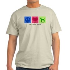 Peace Love Vizsla T-Shirt