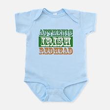 Authentic Irish Redhead Infant Bodysuit