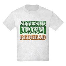 Authentic Irish Redhead T-Shirt
