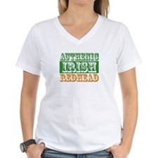 Authentic Irish Redhead Shirt