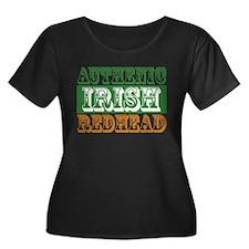Authentic Irish Redhead T