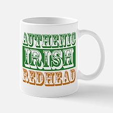 Authentic Irish Redhead Mug