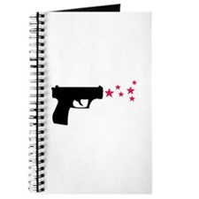 black pistol 9mm star gun Journal