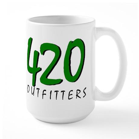 420 OUTFITTERS Large Mug