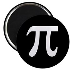 Pi black Magnet