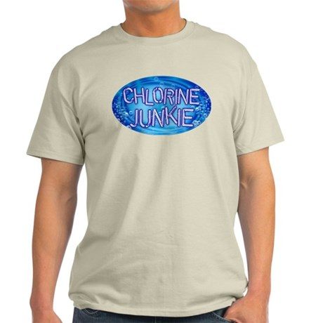 ChlorineJunkie1 Light T-Shirt