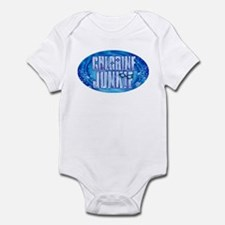 ChlorineJunkie2 Infant Bodysuit