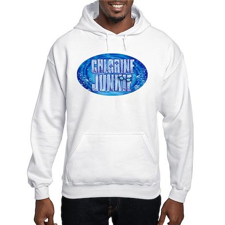 ChlorineJunkie2 Hooded Sweatshirt