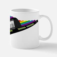 Rainbow Keytar Mug