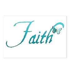 Faith Postcards (Package of 8)