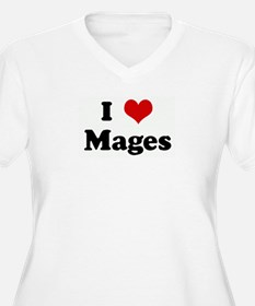 I Love Mages T-Shirt