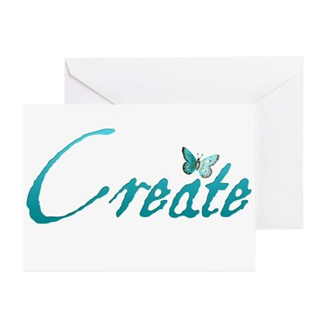 Create Greeting Cards (Pk of 10)
