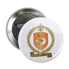 HOUSSEAU Family Crest Button