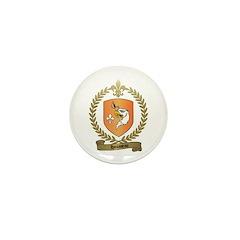 HOUSSEAU Family Crest Mini Button (10 pack)