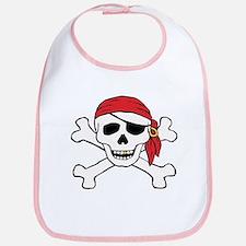 Funny Pirate Bib