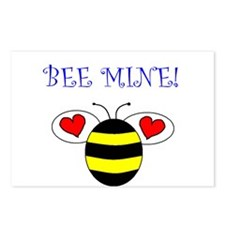 BEE MINE Postcards (Package of 8)