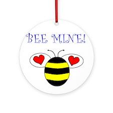 BEE MINE Ornament (Round)
