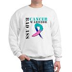Cancer Warrior Sweatshirt