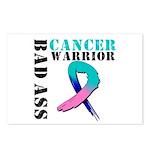 Cancer Warrior Postcards (Package of 8)