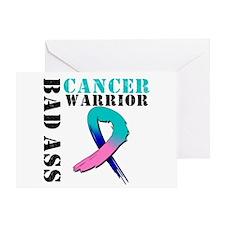 Cancer Warrior Greeting Card