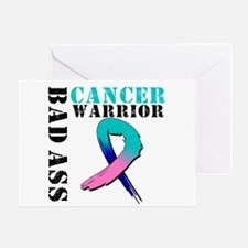 Cancer Warrior Greeting Card