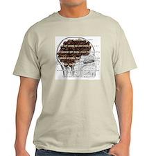 Caffeine Mantra: T-Shirt