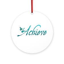 Achieve Ornament (Round)