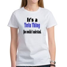 It's A Twin Thing Tee