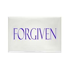 Forgiven Rectangle Magnet