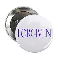 "Forgiven 2.25"" Button"