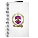 HUOT Family Crest Journal