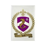 HUOT Family Crest Rectangle Magnet