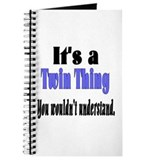 Twins Journals & Spiral Notebooks
